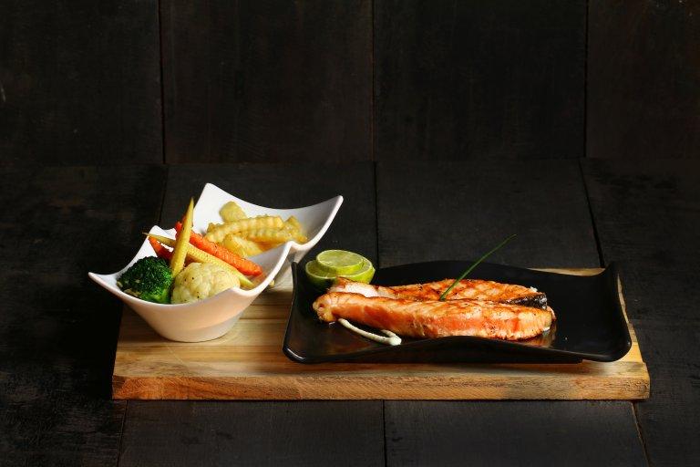 Narway Salmon