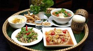 traditional lao set